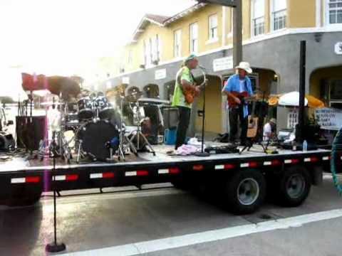 Voodoo LIVE! at Downtown Friday in Vero Beach, Florida, August 31, 2012