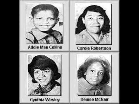 4 Little Girls :Birmingham Church Bombing