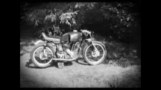 Ariel 500cc (1949) Sprint Bike Project ~ Hartley Tuned Long Stroke Single in KTT Velocette Frame