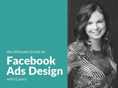 Facebook Ads Design with Canva