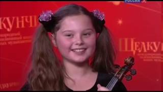 Sofie Leifer 11 y.o, 17th Nutcracker international Competition in Moscow ,2 nd round