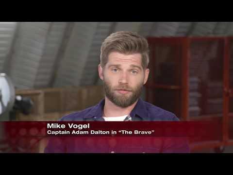 'The Brave' stars Natasha Karam, Mike Vogel recall intense training for the military drama