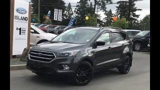 2018 Ford Escape SE Sport EcoBoost Review| Island Ford