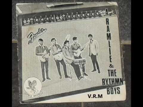 1968年 A.Ramlie & The Rythmn Boys [Salam Muhibbah] 专辑