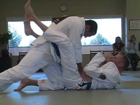 Brazilian Jiu Jitsu | Thompson Purple Belt | Rank Demonstrations |  ROYDEAN TV