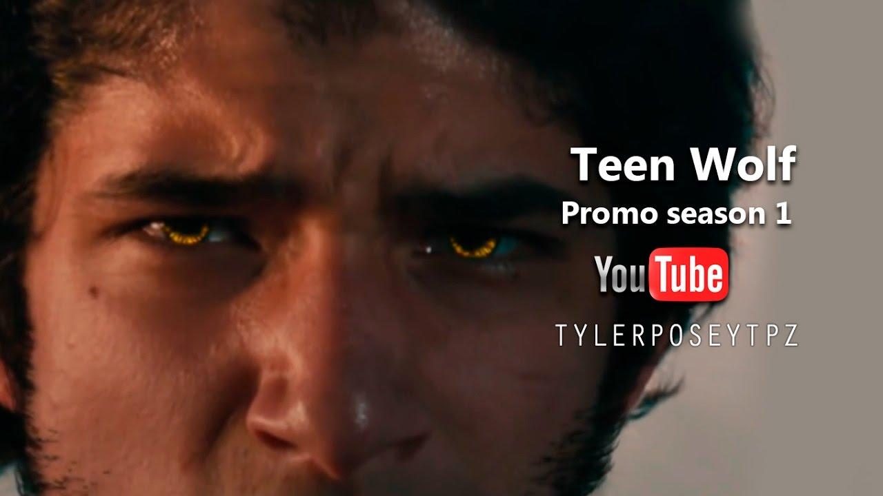 Tyler Posey - Promo Season 1 Teen Wolf - YouTube