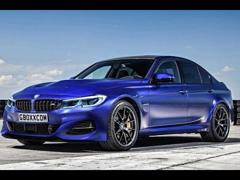 "2020 G80 BMW M3 ""Pure"" will be rear wheel drive model with three pedals"