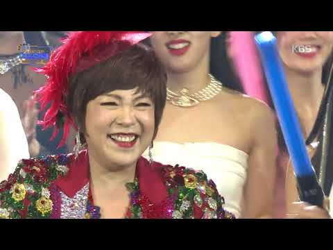 KBS가요대축제 - 김연자 X 전 출연자가 함께 아모르 파티★ 20181228