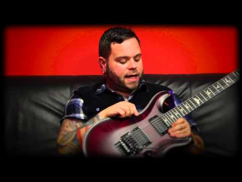 PRS Guitars - Between the Buried and Me's...