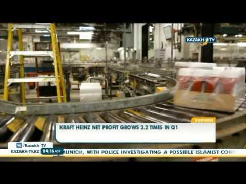 Kraft Heinz net profit grows 3.2 times in q1 - Kazakh TV