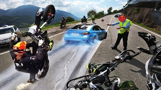 Supermotos, A Bmw M3 And The Police [Fsk 18]