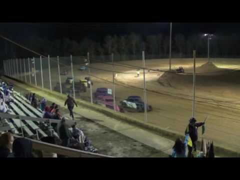 10/22/16 Bill Daniels Memorial Race-Vintage Feature Northwest Florida Speedway