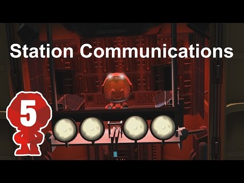 "Collaboration Station #5 ""Communications & Entertainment"" - KSP"