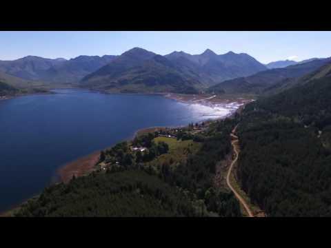 Scotland - Loch Duich from Mam Ratagan
