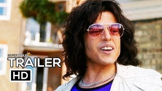 BOHEMIAN RHAPSODY Final Trailer (2018) Rami Malek, Freddie Mercury, Queen Movie HD