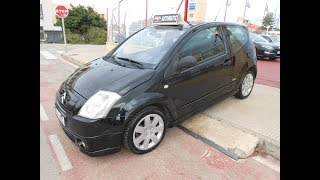 2004 CITROEN C2 1.6VTR PLUS AUTO 3995 €