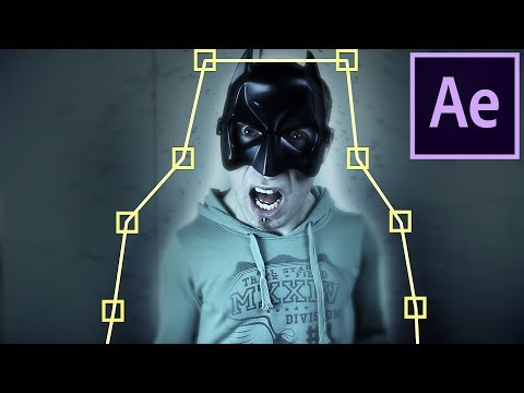 Adobe After Effects Basics Tutorial 3/8 - Introduction to Masking