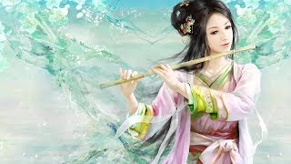 3 HOURS Of Relaxing Music Chinese Bamboo Flute Meditation Healing Zen