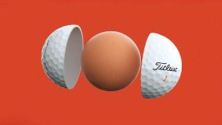Video: Titleist Velocity - piłki golfowe - białe