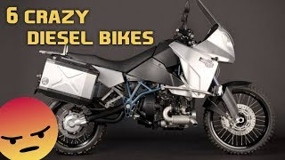 6 Stock Diesel-Powered Bikes You May Not Know