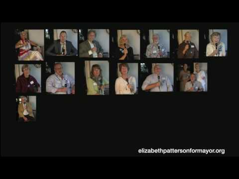 Voices of endorsement - Citizens of Benicia endorse Elizabeth Patterson