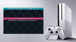How to run Nesbox Emulator on Xbox One