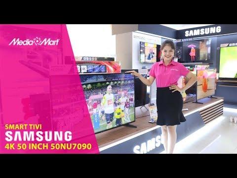 Smart Tivi Samsung 4K 50 Inch 50NU7090 - Tivi 4K Giá Rẻ