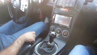 Dubai Nissan 350z speed