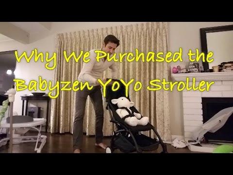 Babyzen YoYo Stroller Review- Light Weight, Small ...