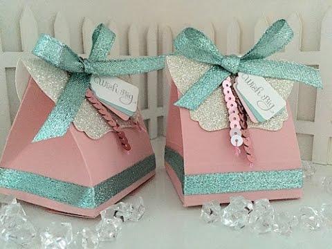 Simply Simple Wish Big Glimmer Box By Connie Stewart Youtube