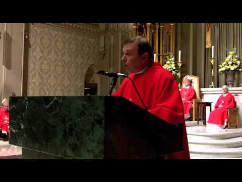 2012 Red Mass - Diocese of Providence