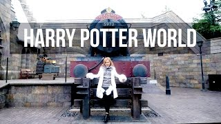 Harry Potter and Wizarding World at Universal Studio Japan