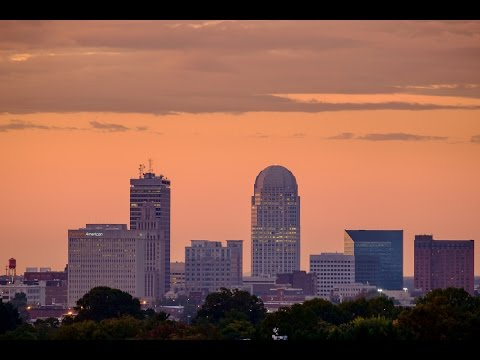 Winston-Salem Downtown Tour Video