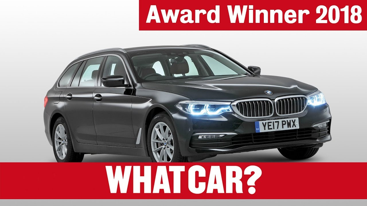 BMW 5 Series Touring: why it's our 2018 Estate Car for more than £30,000   What Car? - Dauer: 99 Sekunden