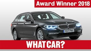 BMW 5 Series Touring – why it's our 2018 Estate Car for more than £30,000 | What Car? | Sponsored