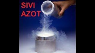 Sıvı Azot Deneyleri