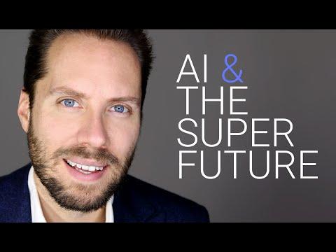 AI & THE SUPER FUTURE – AI Keynote Speaker Jeremy Gutsche @ Future Festival