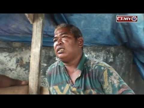 The Plight of Orang Laut at Kampung Bakar Batu, Johor Bahru