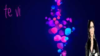 Te vi Julieta Venegas Letra (Liriycs) + Link de descarga