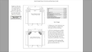 Traditional Series Wine Racks: Layout Guide