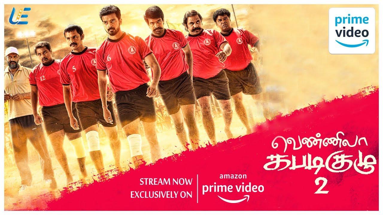 Download Vennila Kabaddi Kuzhu 2 Tamil Movie - Now Streaming On Amazon Prime