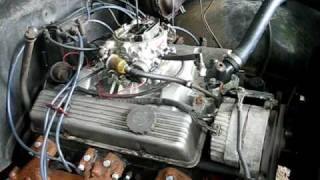 1959 283 Chevy Cold Start