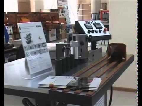 В Кузнецке прошла выставка оборудования для производства мебели