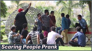 Epic - Scaring People  Prank | BB Pranks