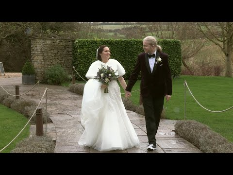 A Perfect Memory | Wedding | Christ Church Hanham | Priston Mill | Bristol | Film | Videographer