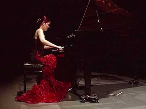 Cassandra Wyss plays Chopin Scherzo op. 20 Nr. 1 in B Minor