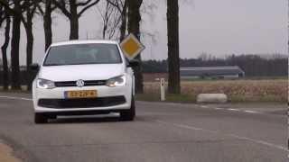 VW Polo BlueGT test