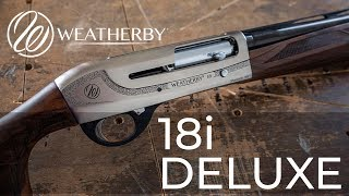 Weatherby 18i Deluxe Product Video