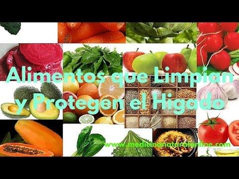 Alimentos que limpian y protegen el higado conoce cuales son youtube - Alimentos que curan el higado ...
