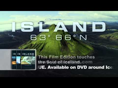 ICELAND 63° 66° N | Commercial for Icelandic TV